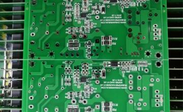 电源产品红胶工艺